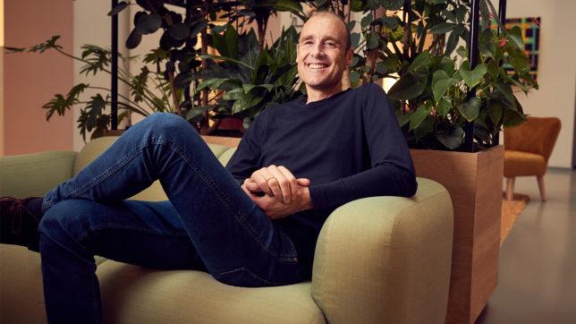 Adyen-CEO und -Mitgründer Pieter van der Does. © Adyen