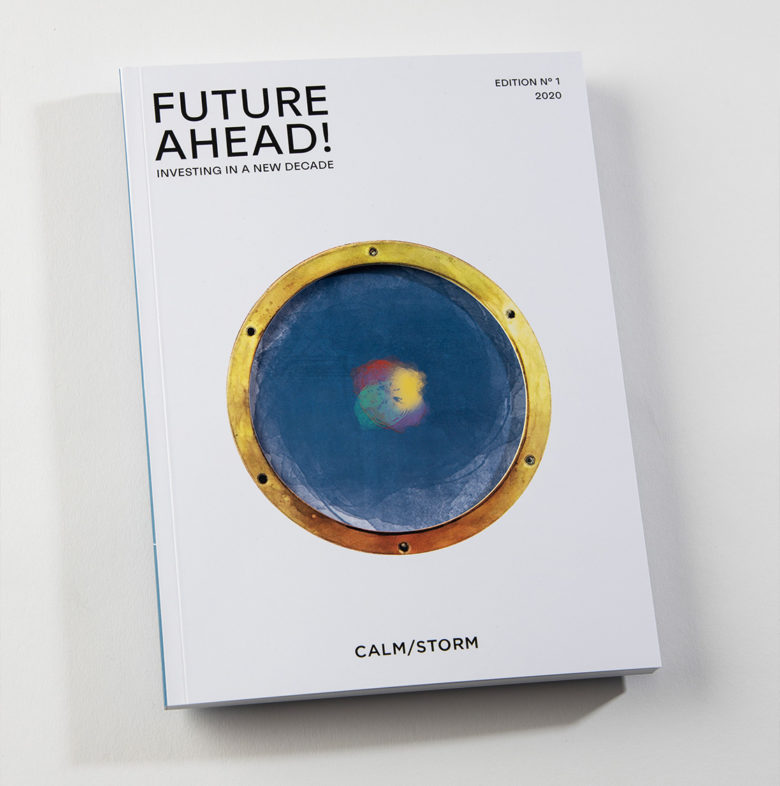 Future Ahead! © Calm/Storm
