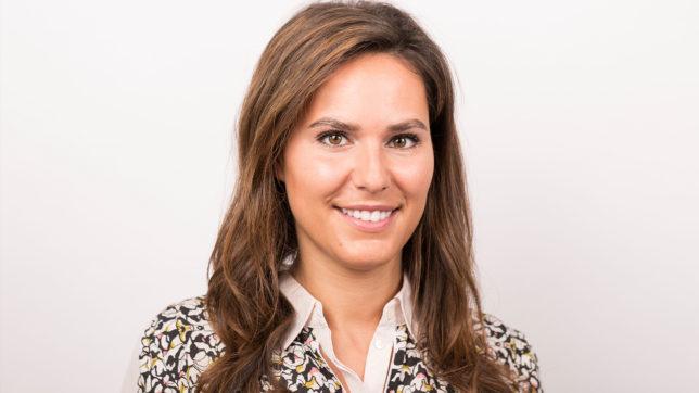 Gloria Hiltmair, Gründerin von Seitenbunt. © Seitenbunt