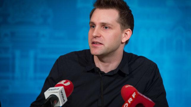 Jurist, Autor und Datenschutzaktivist und Initiator des Vereins noyb, Max Schrems. © noyb