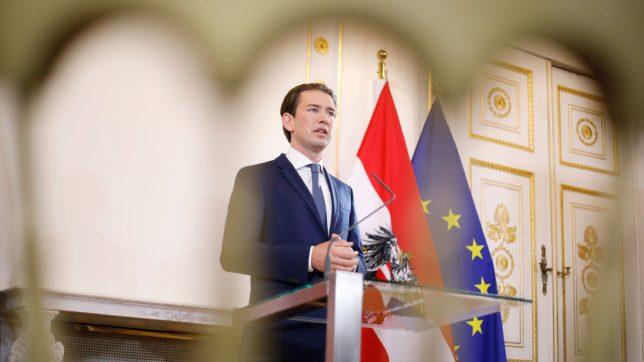 Bundeskanzler Sebastian Kurz (ÖVP). © BKA