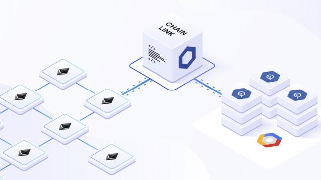 Chainlink basiert auf Ethereum. © Chainlink