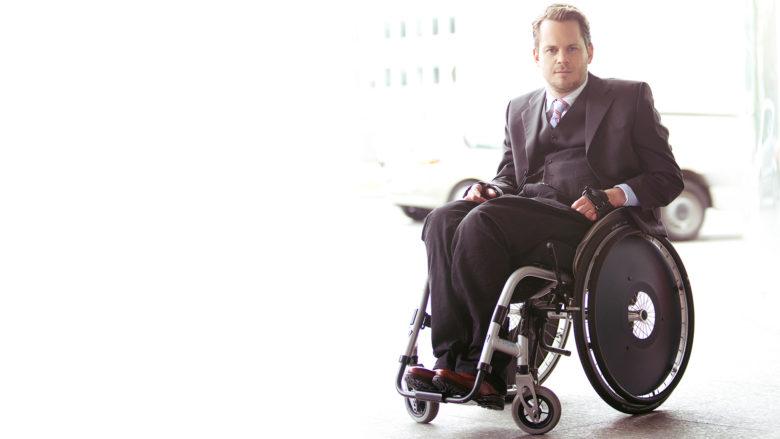Gregor Demblin, Mitgründer von myAbility. © myAbility