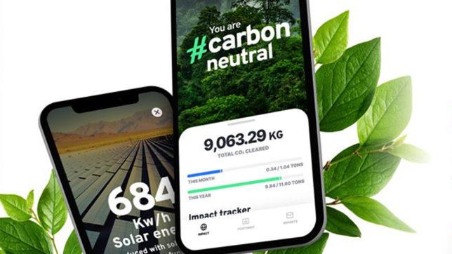 Die Klima-App von Climate Labs. © getklima.com