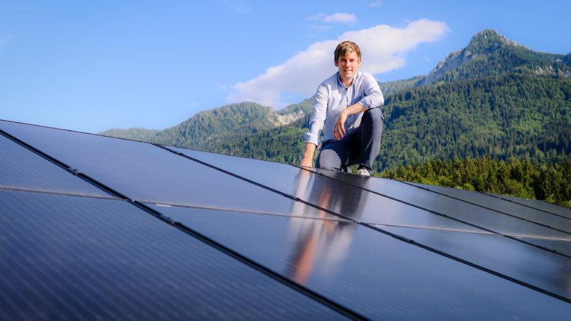 Matthias Nadrag, Geschäftsführer von WIR Energie. © WIR Energie