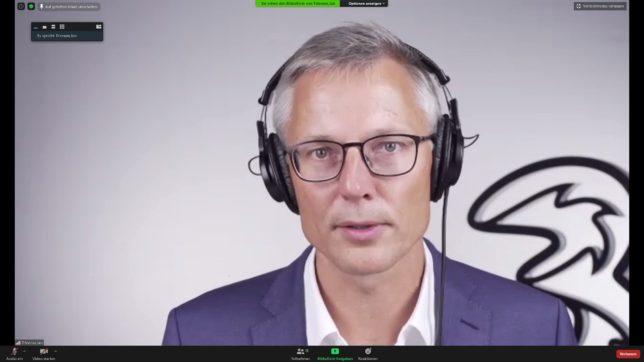 Jan Trionow, CEO von Drei. © Drei