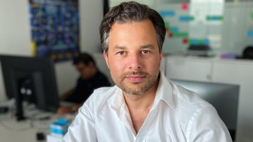 Stefan Grüll, Gründer und Geschäftsführer von Smart But Steel. © S1Seven GmbH
