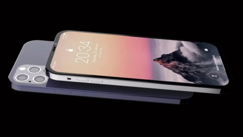 So könnte das iPhone 12 aussehen. © Conceptsiphone
