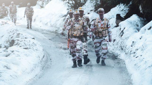 Indische Soldaten in der Grenzregion zu China. © Maninderjeet Singh Sidhu on Unsplash