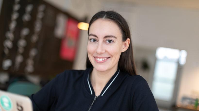 Carina Roth, Mitgründerin und CFO von WisR. © WisR