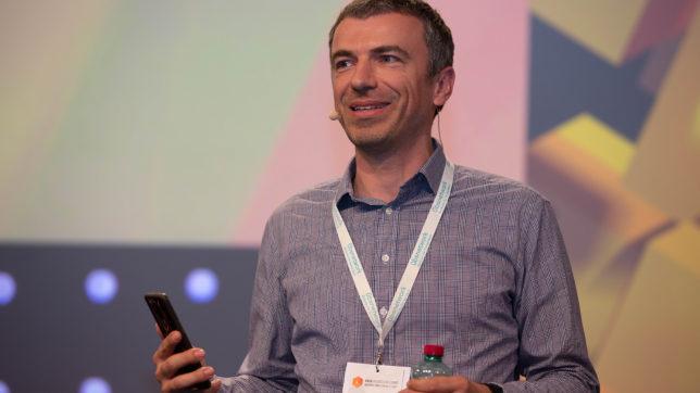 Srdjan Kupresanin, founder of 0bsnetwork. © S. Kupresanin