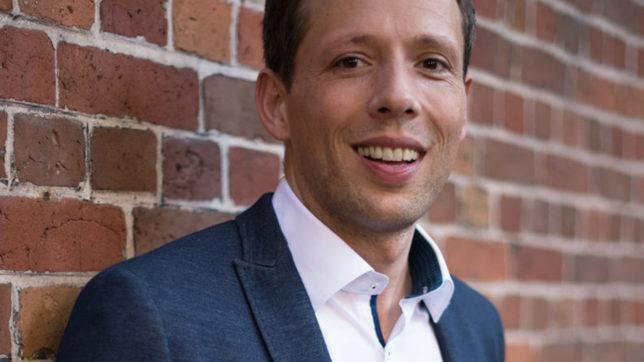 Andreas Straßer, Geschäftsführer der Smartworks Innovation GmbH. © Wien Energie