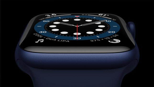 Die Apple Watch Series 6. © Apple
