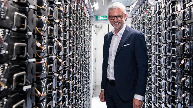 Michael Strugl, stellvertretender Vorstandsvorsitzender von VERBUND © VERBUND AG