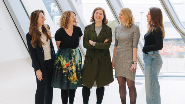 Das Team von Female Founders. © Female Founders