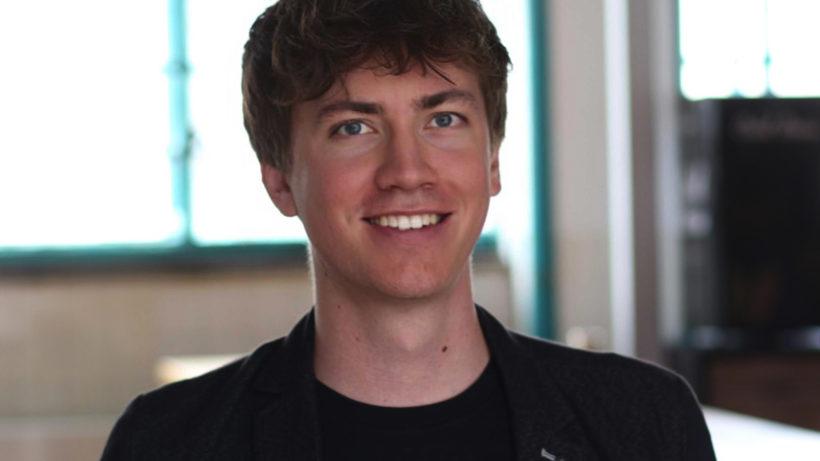 Florian Wimmer, CEO von Blockpit. © Blockpit