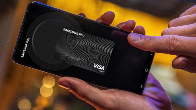 Samsung Pay. © Samsung