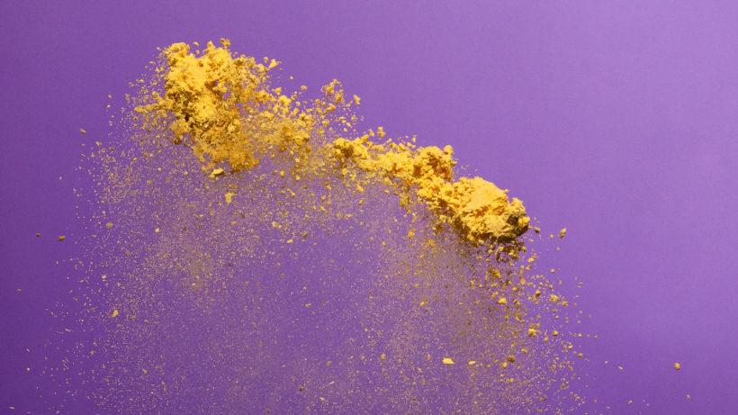 Das Solein-Pulver. © Solar Foods