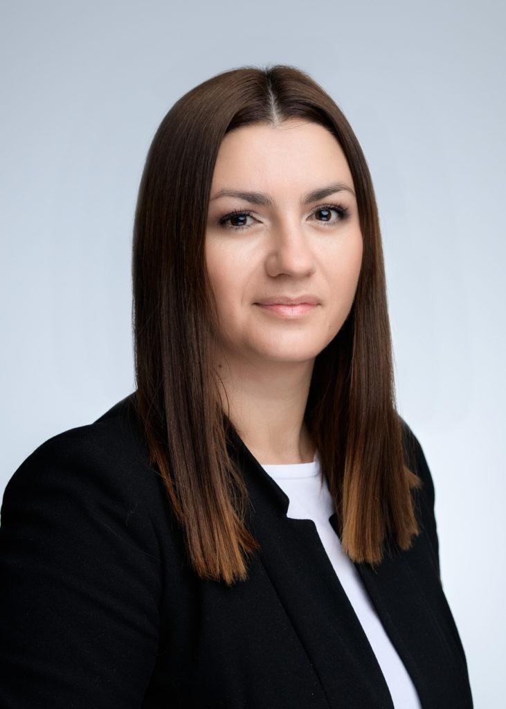 Tanja Imamovic, RBI. © Raiffeisen Bank International