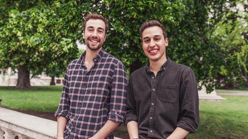 Christoph Rebernig und Karim Abdel-Baky haben Mindful Mission gegründet. © ReGreen GmbH