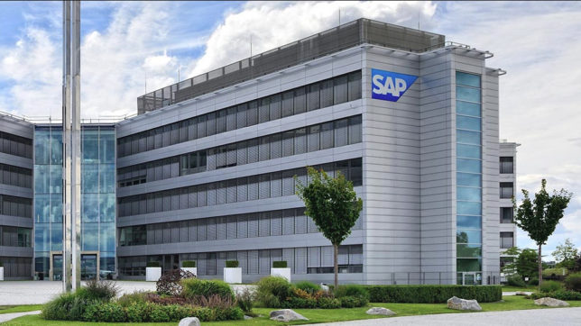 SAP-Zentrale in Walldorf. © SAP
