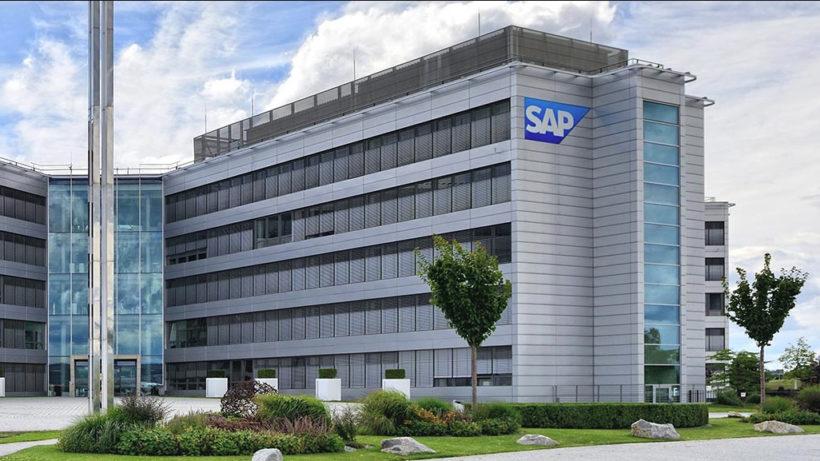 SAP-Zentrale in Walldorf. © SAP