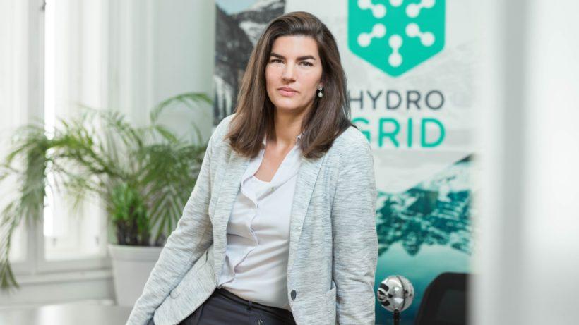 Janice Goodenough von HydroGrid. © HydroGrid