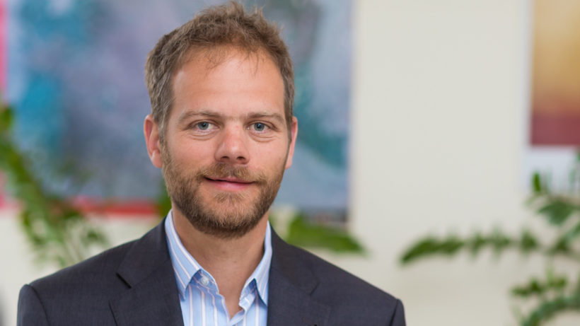 Klemens Himpele, neuer IKT-Chefstratege der Stadt Wien. © Wiener Linien/Johannes Zinner
