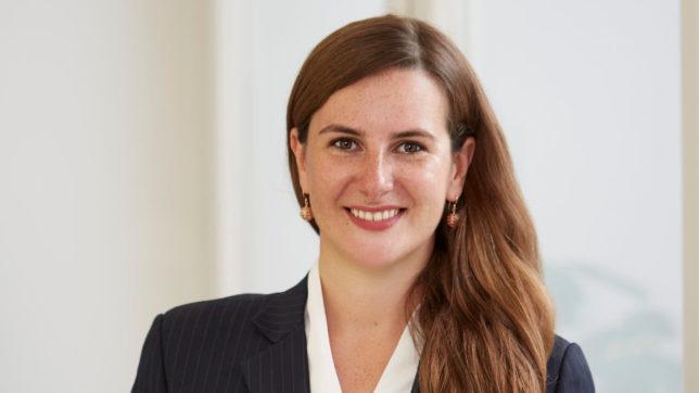 Jeannette Gorzala ist Rechtsanwältin bei Stadler Völkel Rechtsanwälte. © Stadler Völkel Rechtsanwälte GmbH
