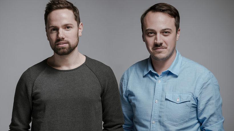 Moritz Putzhammer (CEO) und Christopher Helf (CTO) von Trality. © Trality