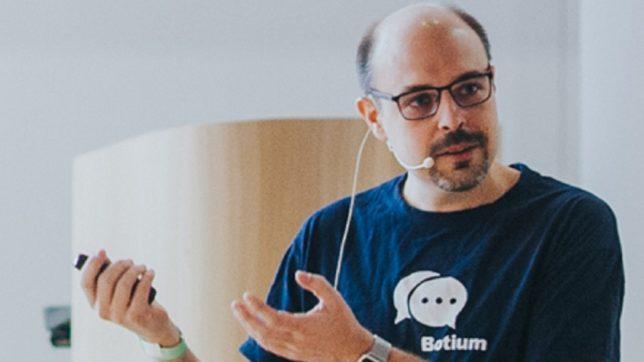 Christoph Börner, Gründer und CEO von Botium. © Botium