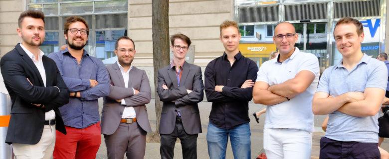 Das Team von Digicust. © Digicust