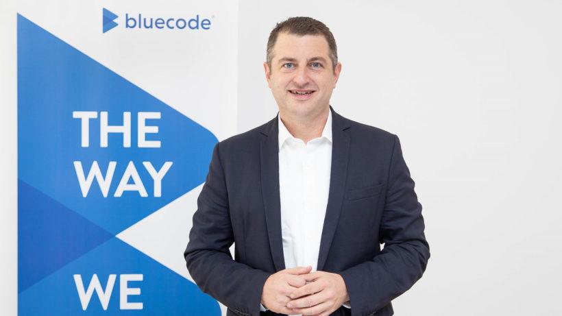 Christian Pirkner, CEO von Bluecode. © Bluecode