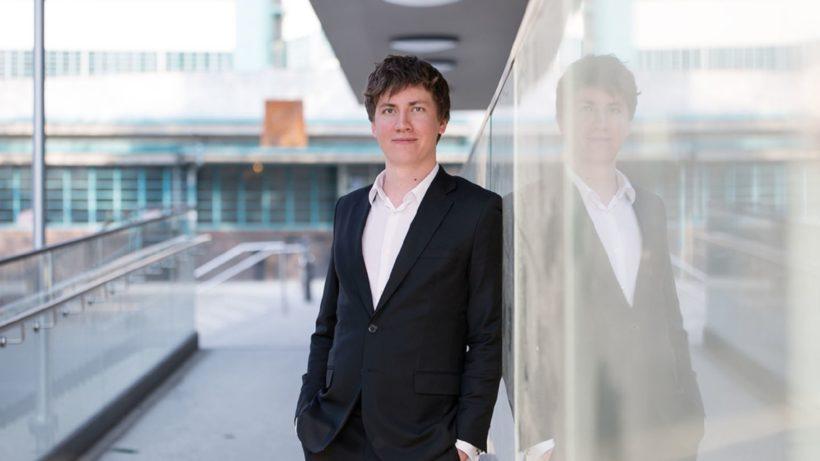 Blockpit-CEO Florian Wimmer. © Blockpit