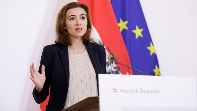 Justizministerin Alma Zadić. © BKA / Andy Wenzel