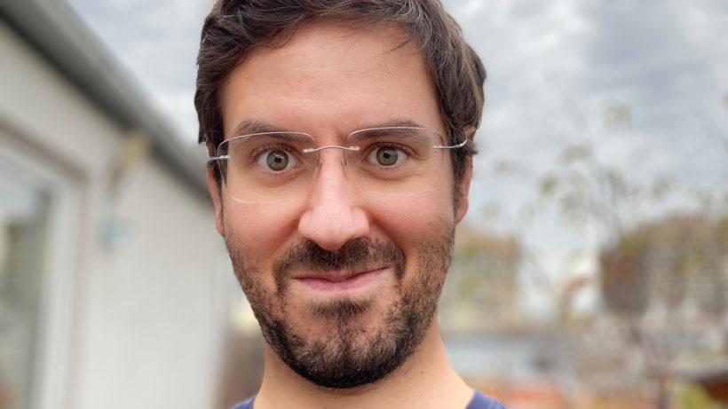 Angelo Laub, Mjam-Gründer und getsby-CEO. © A. Laub