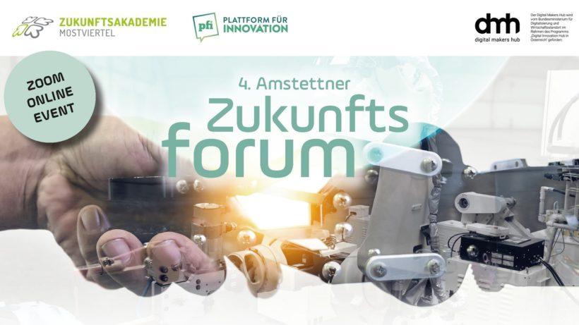 © Zukunftsakademie Mostviertel / Zukunftsforum Amstetten