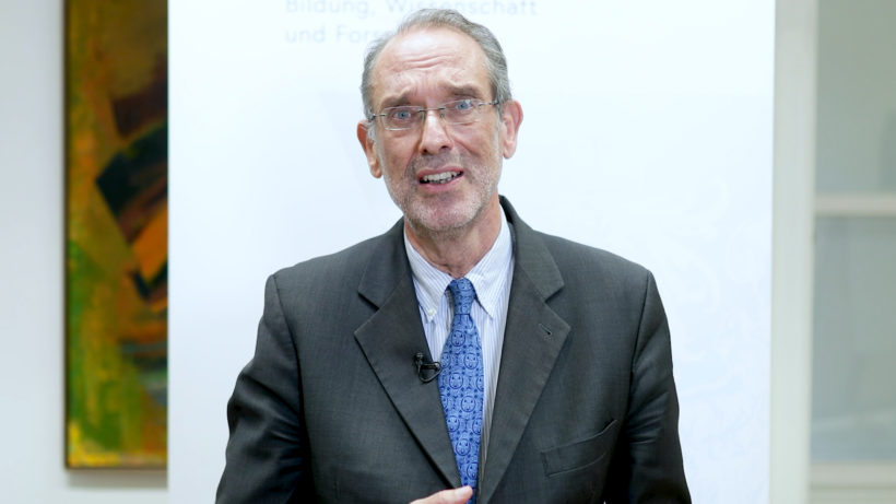 Bildungsminister Heinz Faßmann. © Bildungsministerium