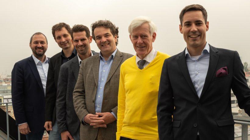 Gründer und Investoren von usePAT. © usePAT