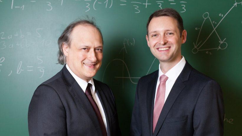 Mixteresting-Gründer Franz Haller (rechts) mit Co-Gründer Hermann Schichl (links). © Mixteresting