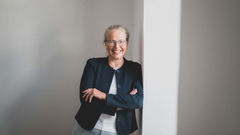 Karin Kisling, Gründerin und CEO von Savity. © Vicky Posch