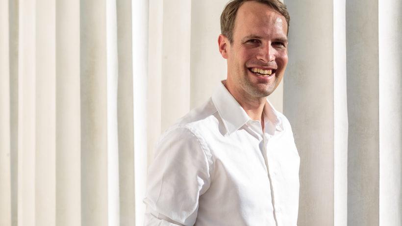 Peter Lasinger, Mitgründer und Partner von 3VC. © Patrick Münnich | www.patrickmuennich.com