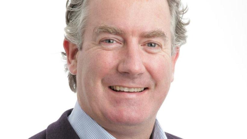Nigel Verdon, CEO von Railsbank. © Railsbank