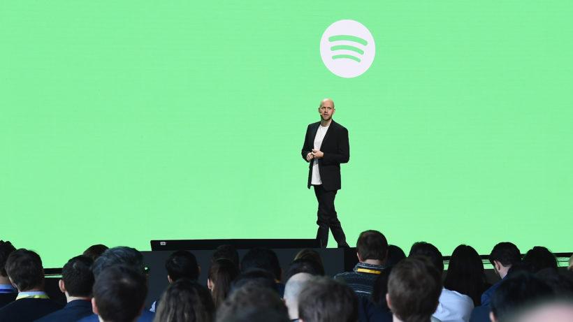 Spotify-Gründer Daniel Ek. © Spotify