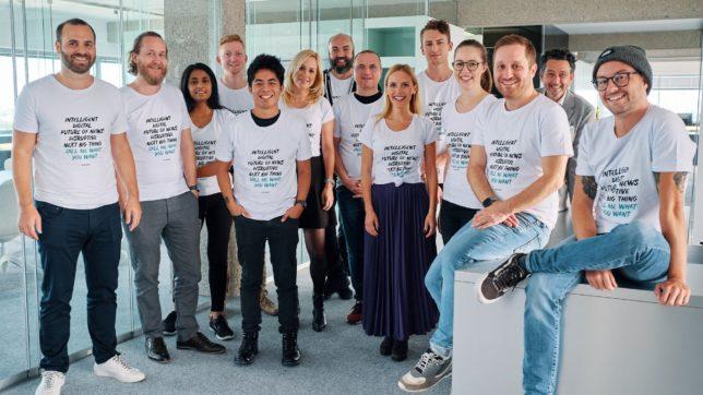 Das Team von Newsadoo. © Fabian Krenn