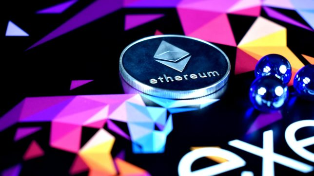 Ethereum. © Clifford Photography on Unsplash