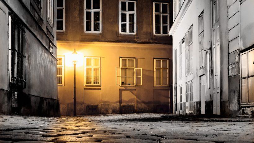 Symbolbild für Wien bei Nacht. © Simon Berger on Unsplash
