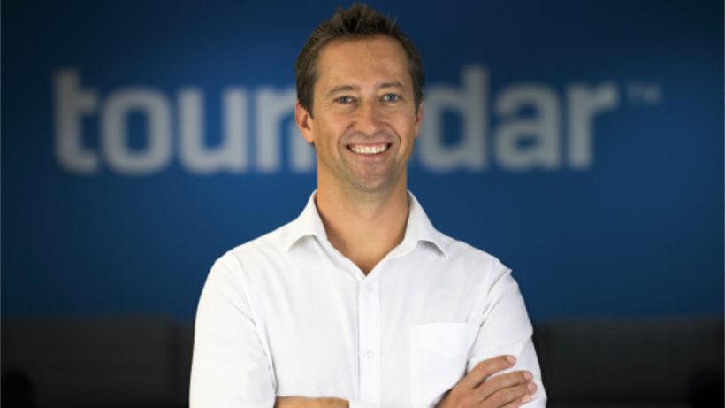 Travis Pittman, CEO of TourRadar. © TourRadar