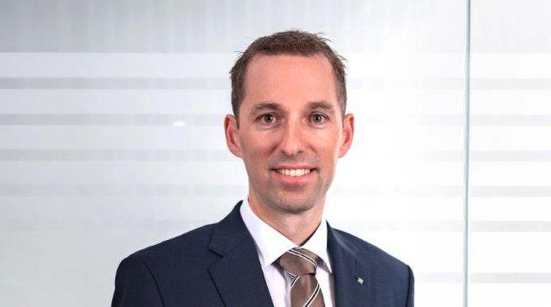 Daniel Haider, Geschäftsführer Raiffeisen Innovation Invest. © Raiffeisen