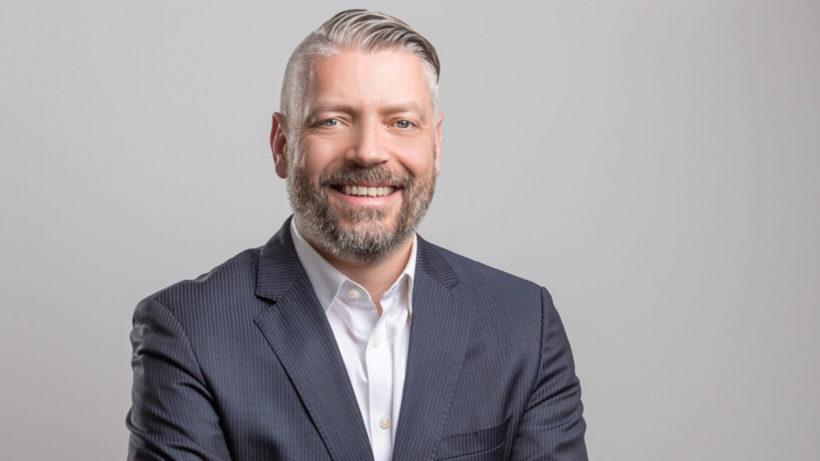 Alexander Höptner, CEO von BitMEX. © BitMEX